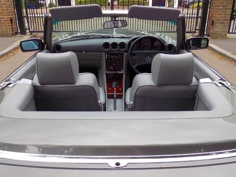 Mercedes-Benz SL Series 300 SL 25