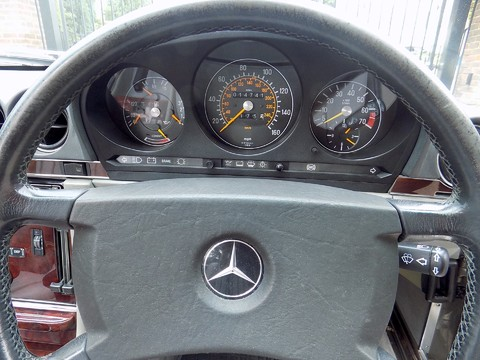 Mercedes-Benz SL Series 300 SL 52