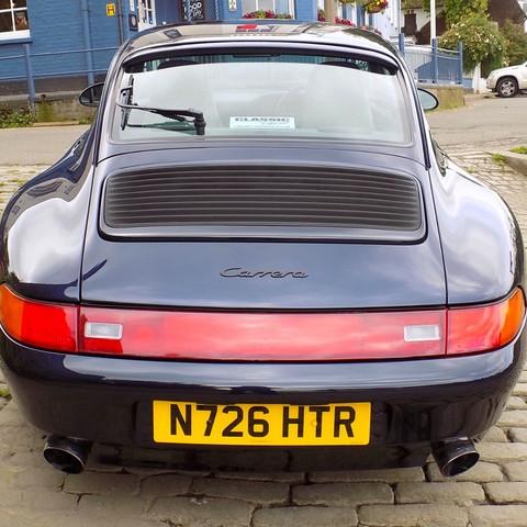 Porsche 911 993 CARRERA 2