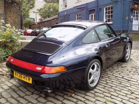 Porsche 911 993 CARRERA 2 3