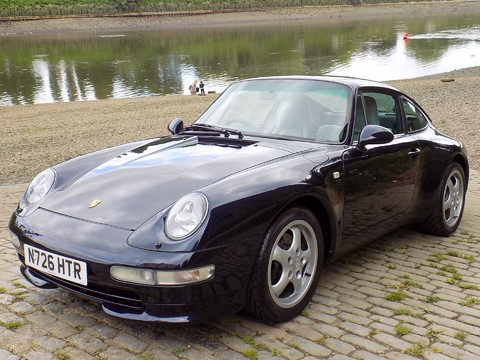 Porsche 911 993 CARRERA 2 12