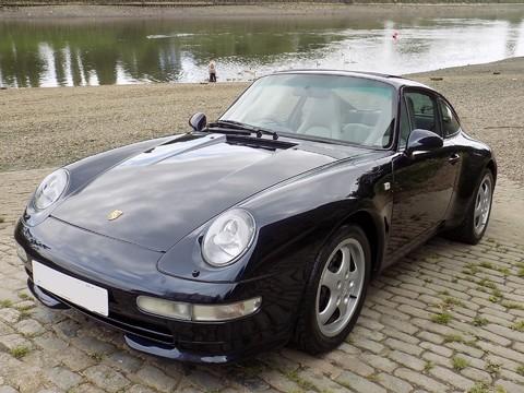 Porsche 911 993 CARRERA 2 35