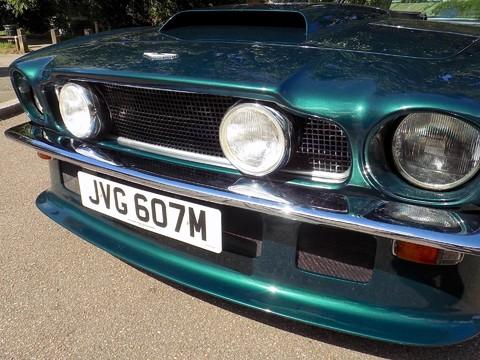 Aston Martin V8 Series 3 14