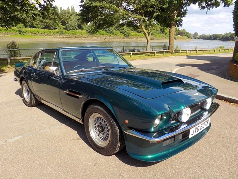 Aston Martin V8 Series 3 33