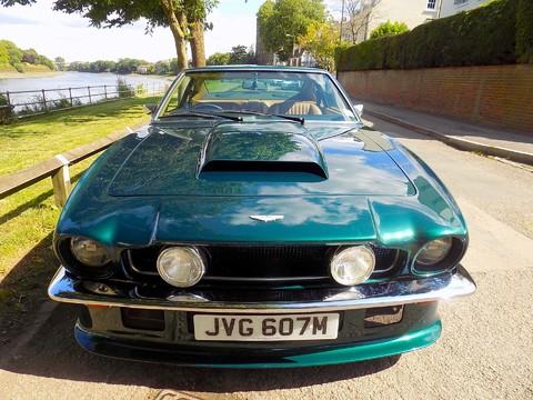 Aston Martin V8 Series 3 49