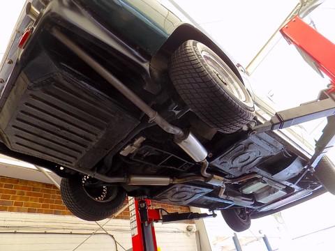 Aston Martin V8 Series 3 54