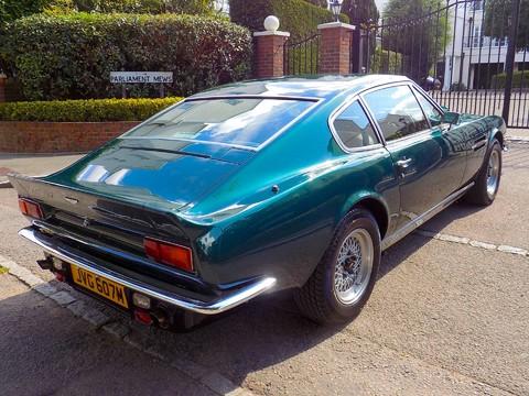 Aston Martin V8 Series 3 56