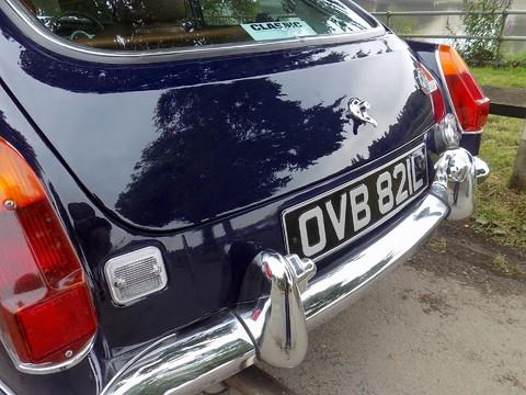 MG BGT V8 by CCHL 20