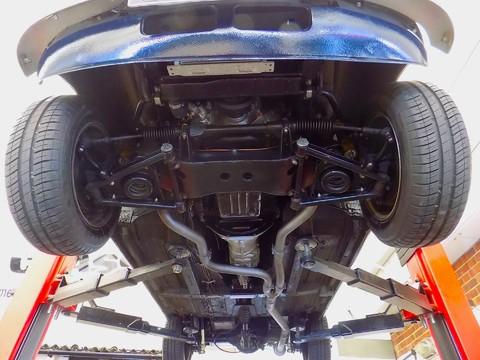 MG BGT V8 by CCHL 23