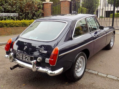 MG BGT V8 by CCHL 29