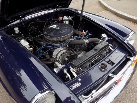 MG BGT V8 by CCHL 46