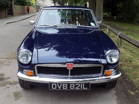 MG BGT V8 by CCHL 53