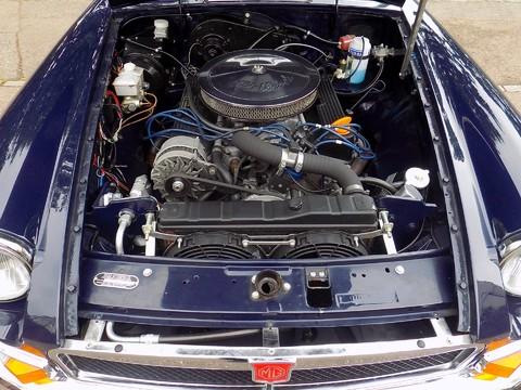 MG BGT V8 by CCHL 3