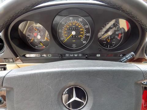 Mercedes-Benz SL Series 300 SL 48