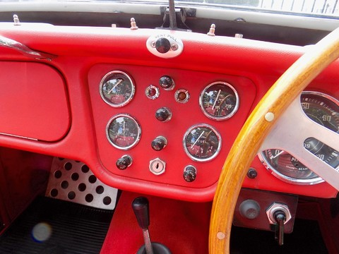 Triumph TR3 TR3A 12