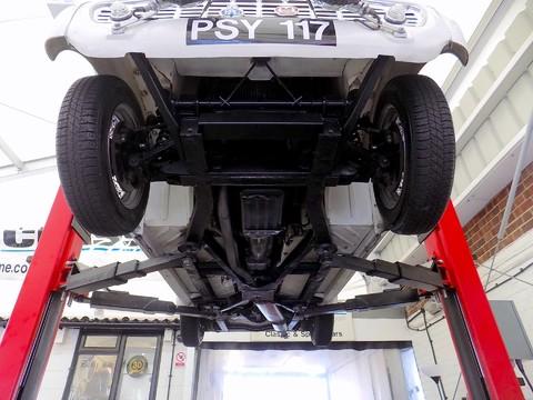 Triumph TR3 TR3A 16