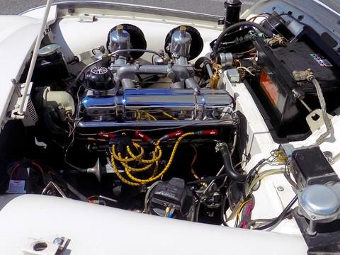 Triumph TR3 TR3A 24