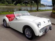 Triumph TR3 TR3A 25
