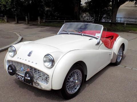 Triumph TR3 TR3A 26