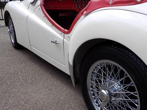 Triumph TR3 TR3A 29