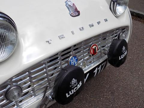 Triumph TR3 TR3A 32