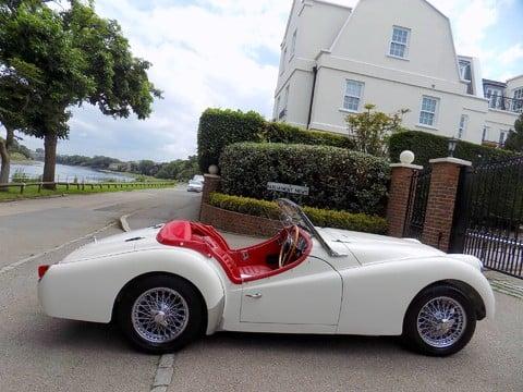 Triumph TR3 TR3A 51