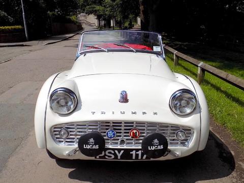 Triumph TR3 TR3A 55