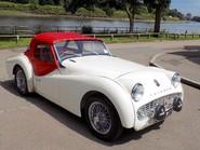 Triumph TR3 TR3A 63