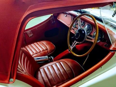 Triumph TR3 TR3A 65