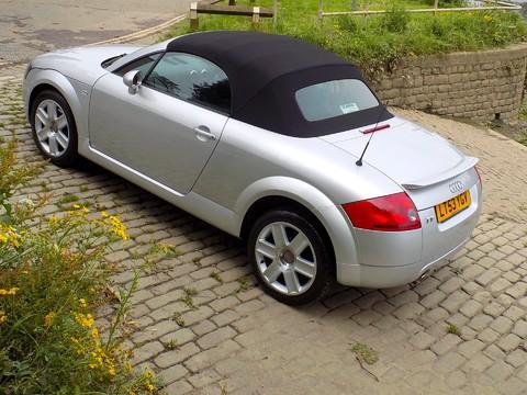 Audi TT ROADSTER 7