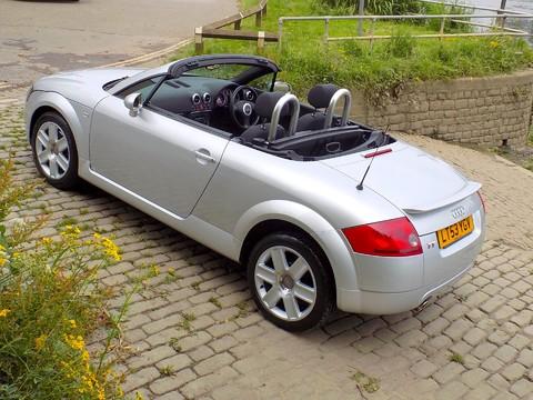 Audi TT ROADSTER 8