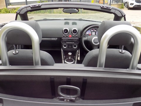 Audi TT ROADSTER 9