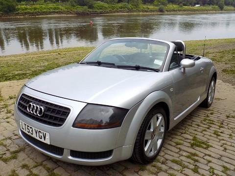 Audi TT ROADSTER 24
