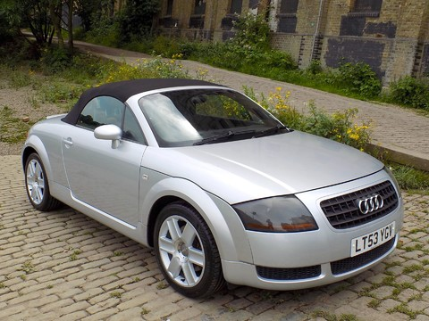 Audi TT ROADSTER 27