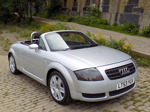 Audi TT ROADSTER 30