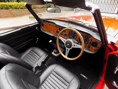Triumph TR6 150bhp 7
