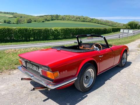 Triumph TR6 150bhp 10