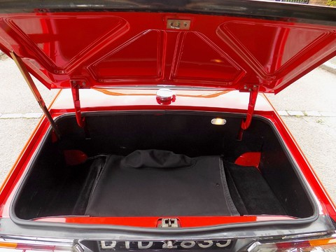 Triumph TR6 150bhp 14