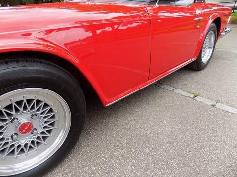 Triumph TR6 150bhp 20