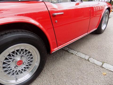 Triumph TR6 150bhp 22