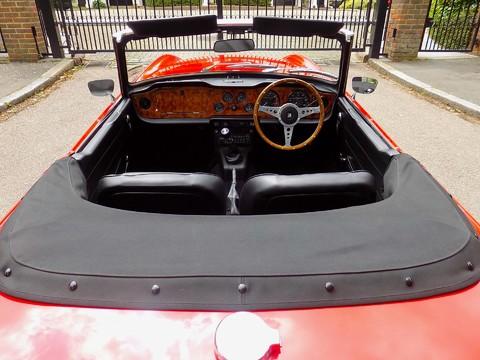 Triumph TR6 150bhp 30