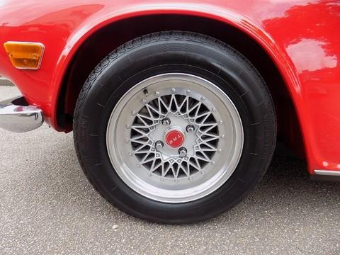 Triumph TR6 150bhp 34