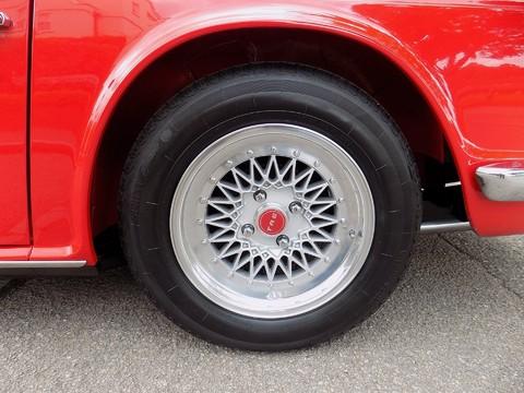 Triumph TR6 150bhp 35