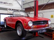 Triumph TR6 150bhp 55