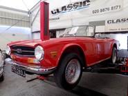 Triumph TR6 150bhp 56