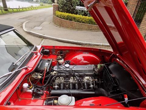 Triumph TR6 150bhp 59