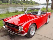 Triumph TR6 150bhp 71