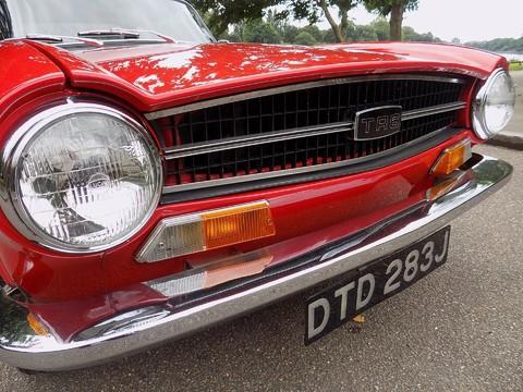 Triumph TR6 150bhp 4