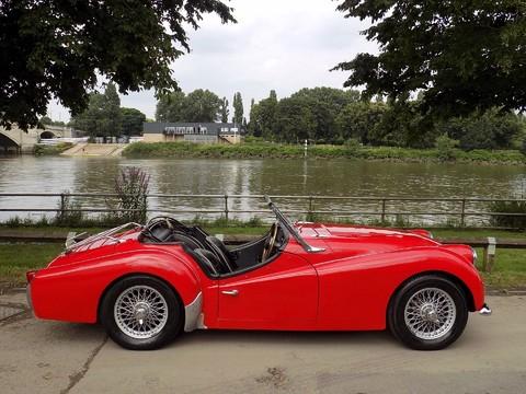 Triumph TR3 TR3A 5