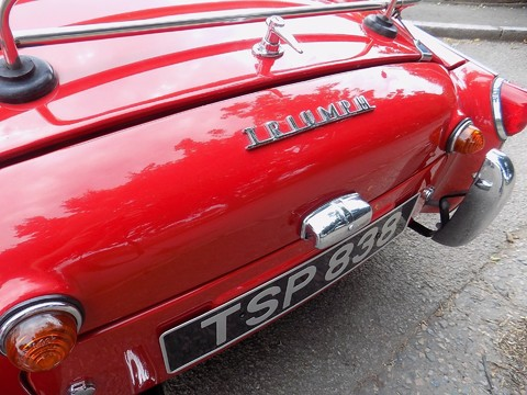Triumph TR3 TR3A 44